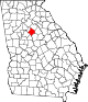80px-Map_of_Georgia_highlighting_Newton_County.svg